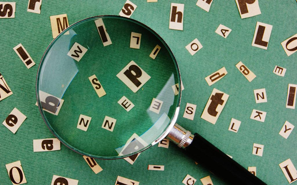 perizia grafologica lettere anonime